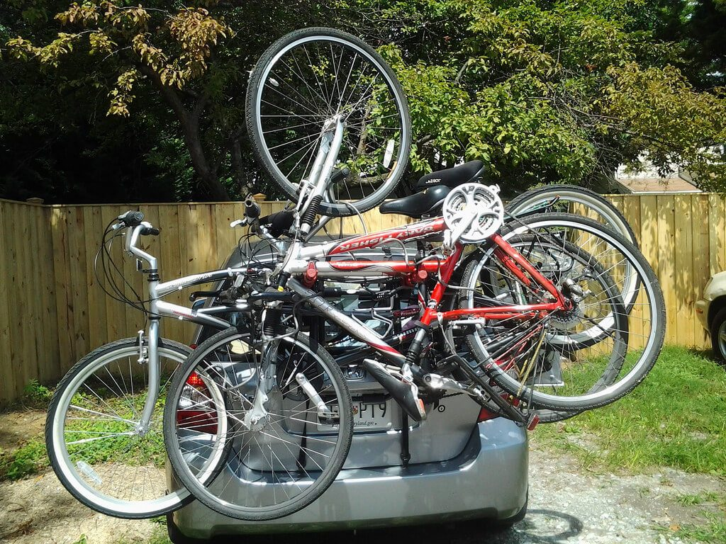 bike rack problems