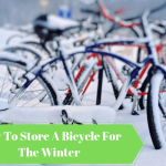 How To Store A Bicycle For The Winter
