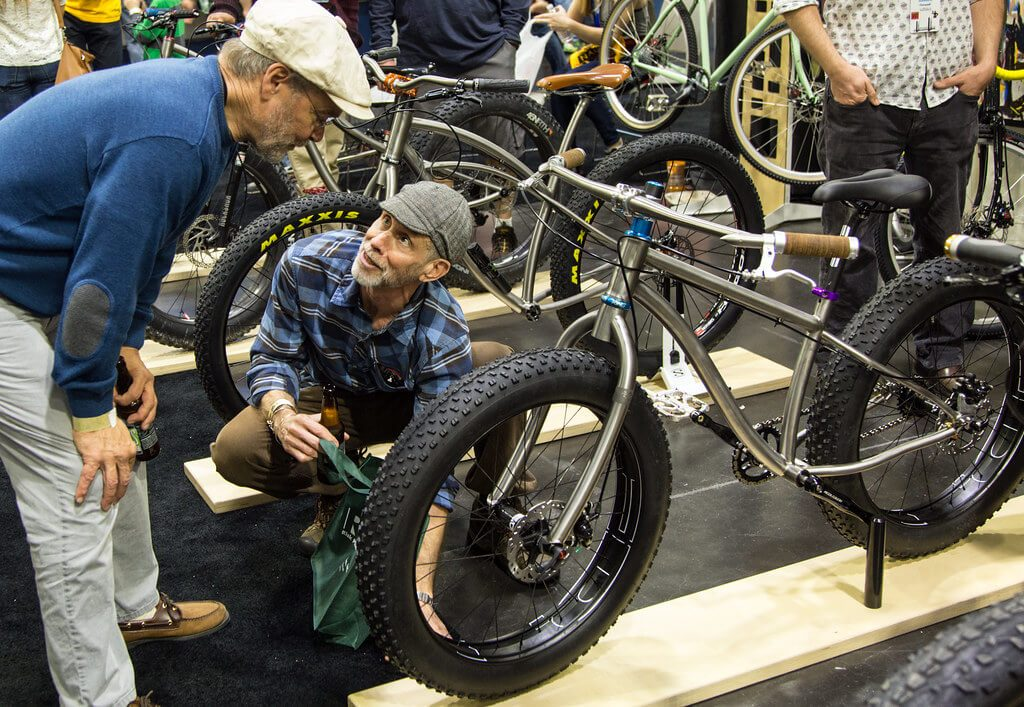 Wheel size for fat tire bikes