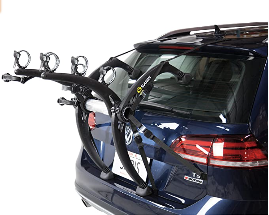Saris Bones EX Trunk Bike Rack