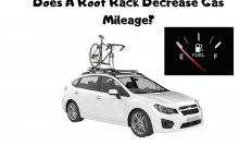 Does A Roof Rack Decrease Gas Mileage?