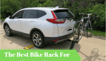 The Best Bike Rack For Honda CR-V