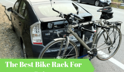 The Best Bike Rack For The Prius (The Ulitmate Guide)