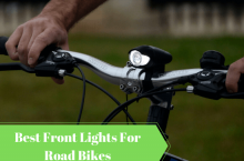 5 Best Front Lights For Road Bikes in 2020