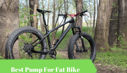 5 Best Pump For Fat Bike: That WILL Come In Handy!
